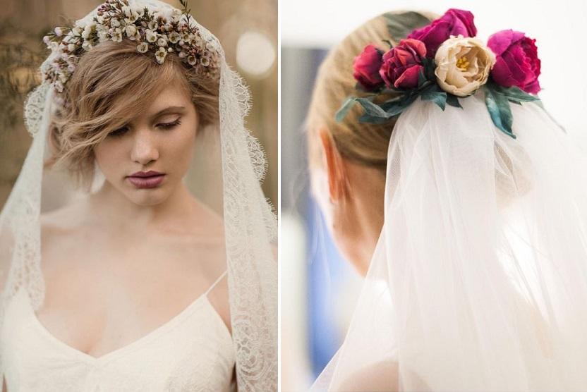 Свадебная фата 2018 фото модные фасоны новинки
