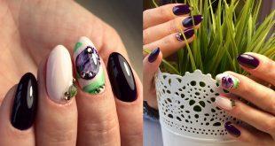 Красивые ногти 2016 модные тенденции идеи 45 фото новинок