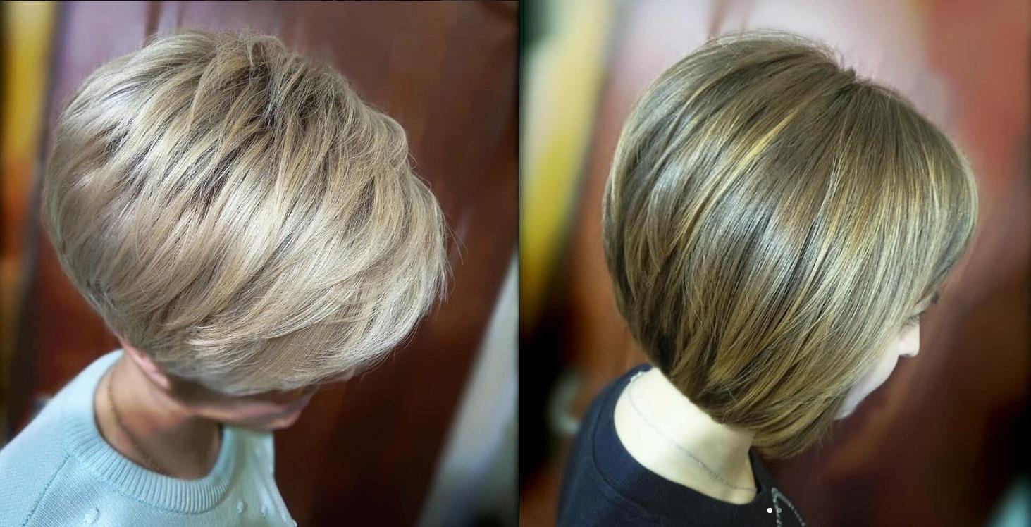 Покраска волос 2019 фото картинки