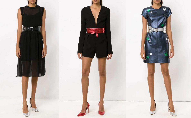 Модные женские пояса и ремни – 2019