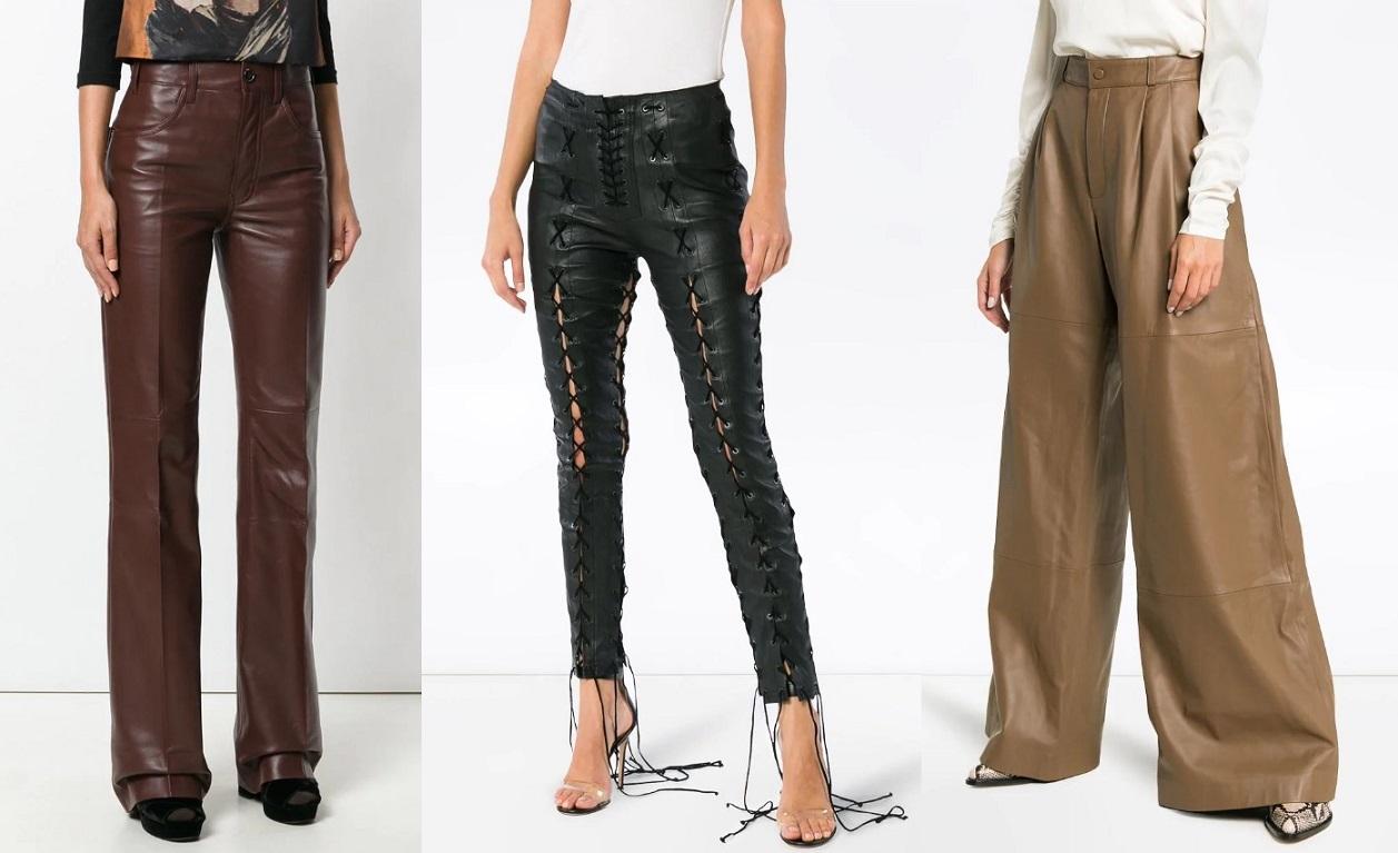 Самые модные брюки 2019 новые фото