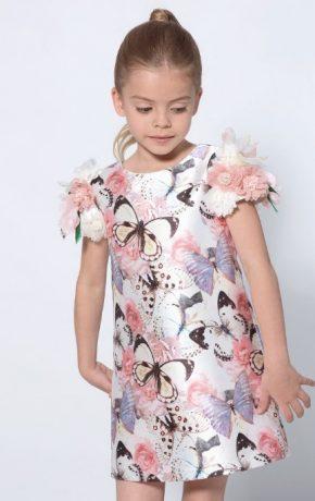 Детская модная одежда для девочек 2019