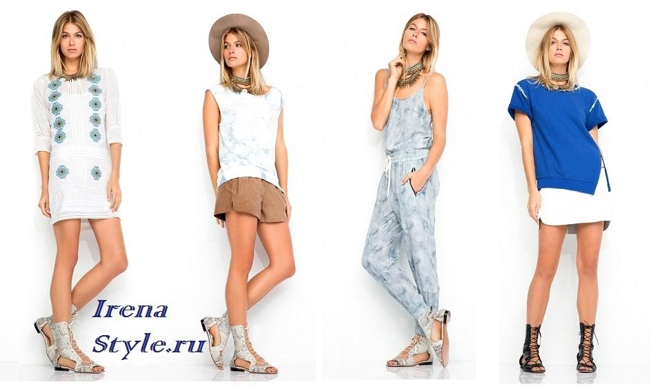Как модно одеться летом 2021 года что носить фото тенденции