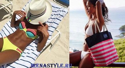 Модные пляжные образы 2021 стильные луки новинки 55 фото