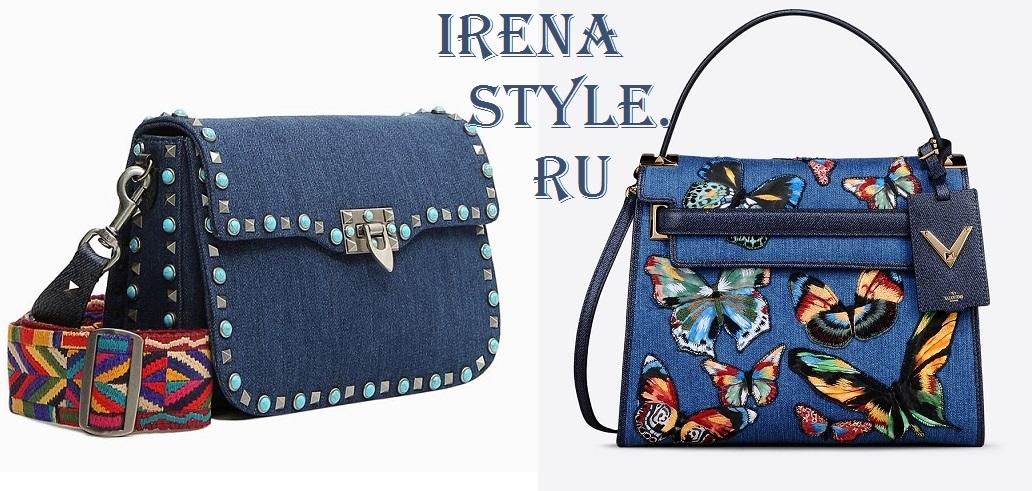 Самые стильные и популярные сумки весна-лето 2021 фото