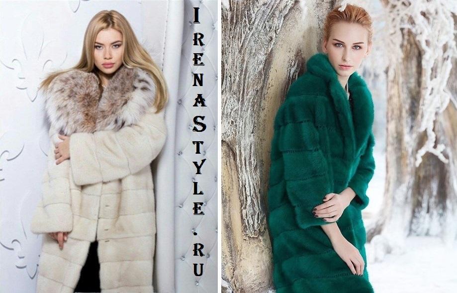 Модные меховые изделия осень-зима 2017-2018 фото тенденции