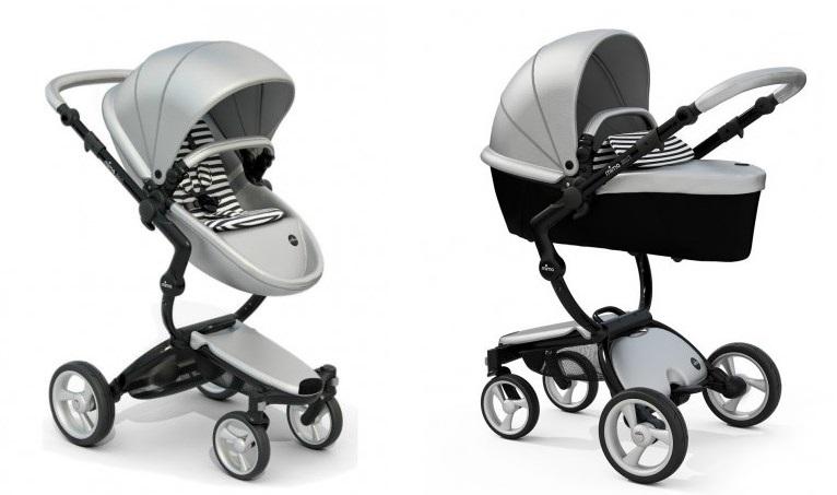 Модные коляски для новорожденных 2017 фото новинки