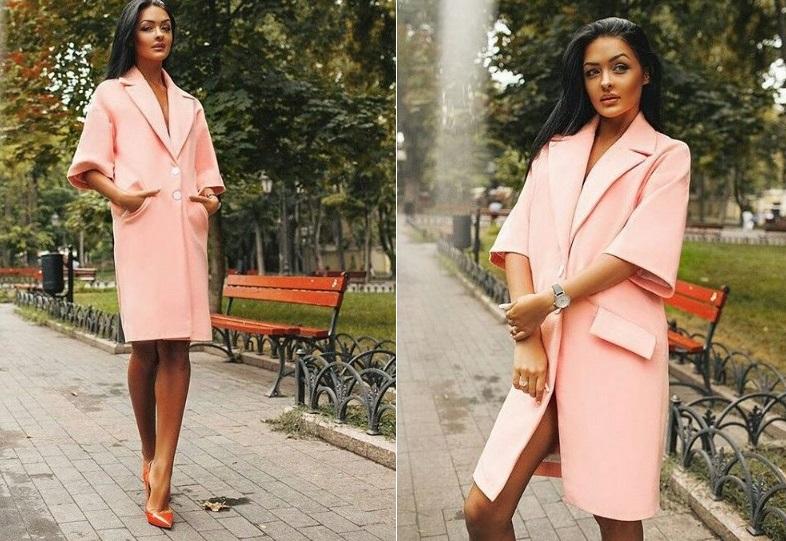 Модные весенние женские пальто 2018 фото стильные фасоны