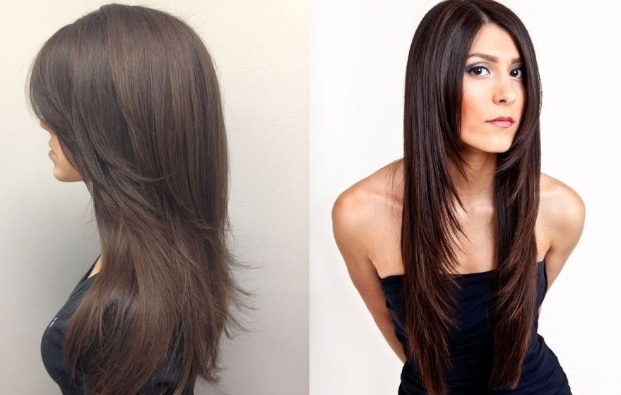необходим для стрижка на довге волосся фото общем
