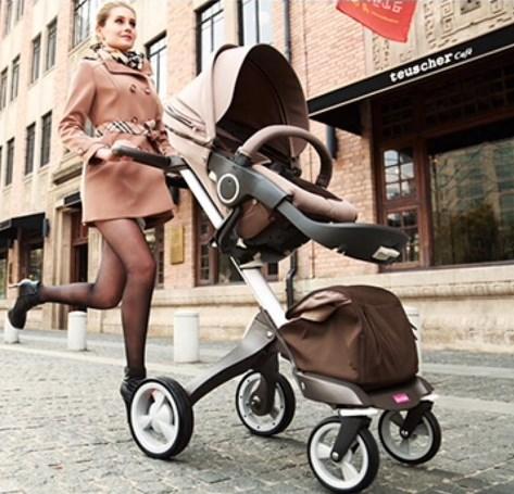 Модные коляски для новорожденных 2018 фото новинки