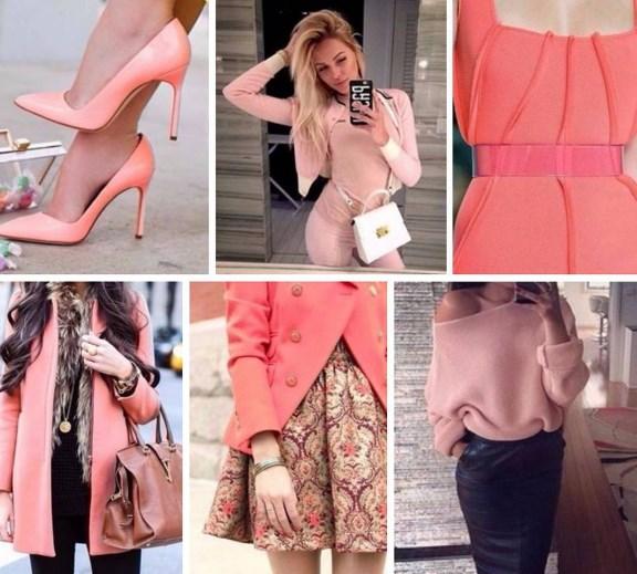 С чем носить розовое пальто 2021 фото модные направления