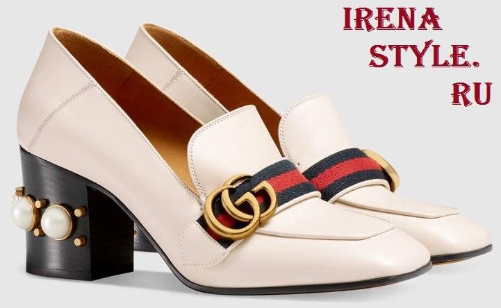 Модные туфли весна-лето 2021 фото последние новинки