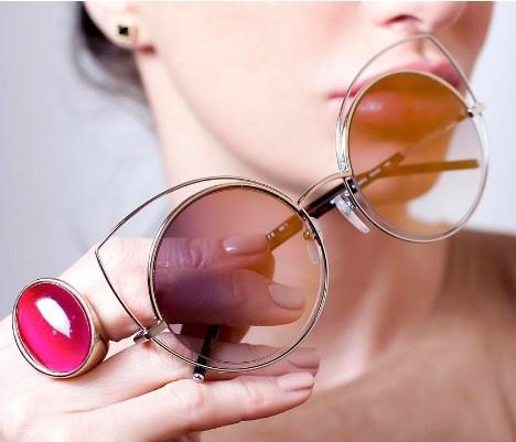 Стильные женские солнцезащитные очки 2018 фото