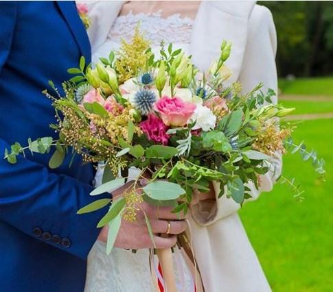 Красивые свадебные букеты 2018 фото 58 модных идей