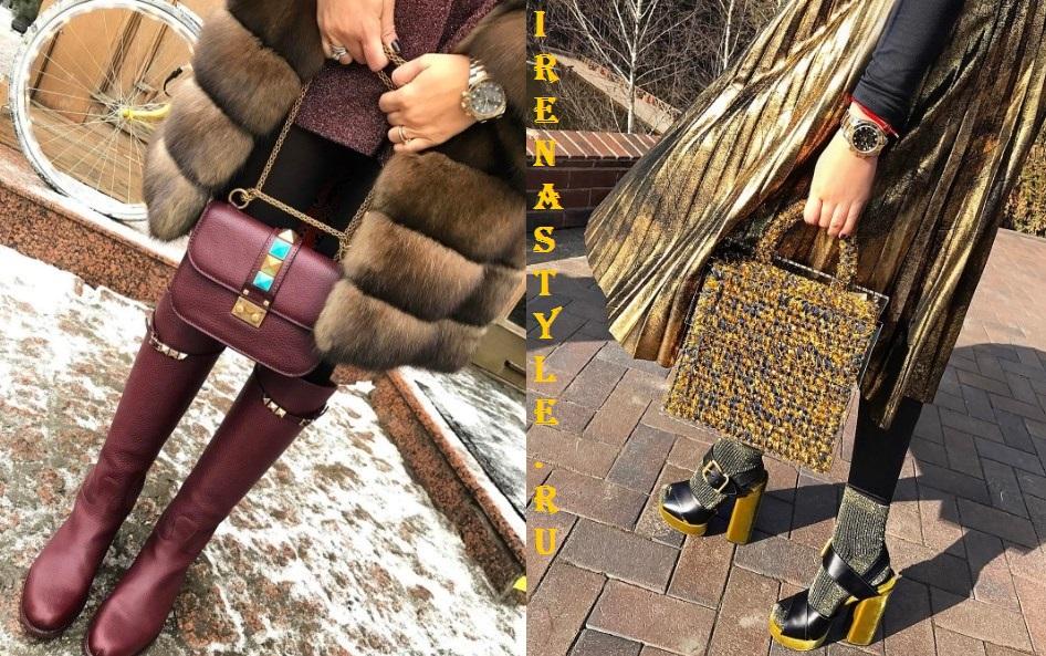 Модные тенденции осень-зима 2020-2021 фото новинки