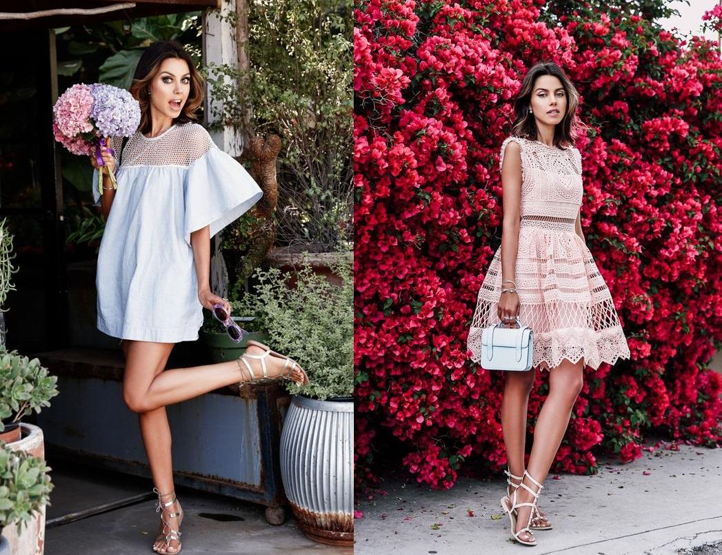 Модные образы лето 2018 фото последние новинки