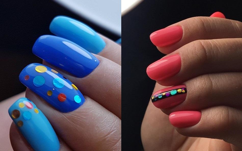 Камифубуки на ногтях фото 2021 примеры варианты