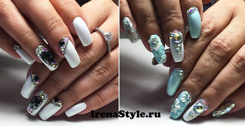 Бульонки на ногтях 2021 фото красивый дизайн