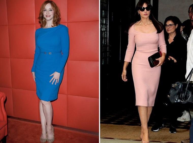 Модная одежда для женщин с большим бюстом фото 2021 новинки