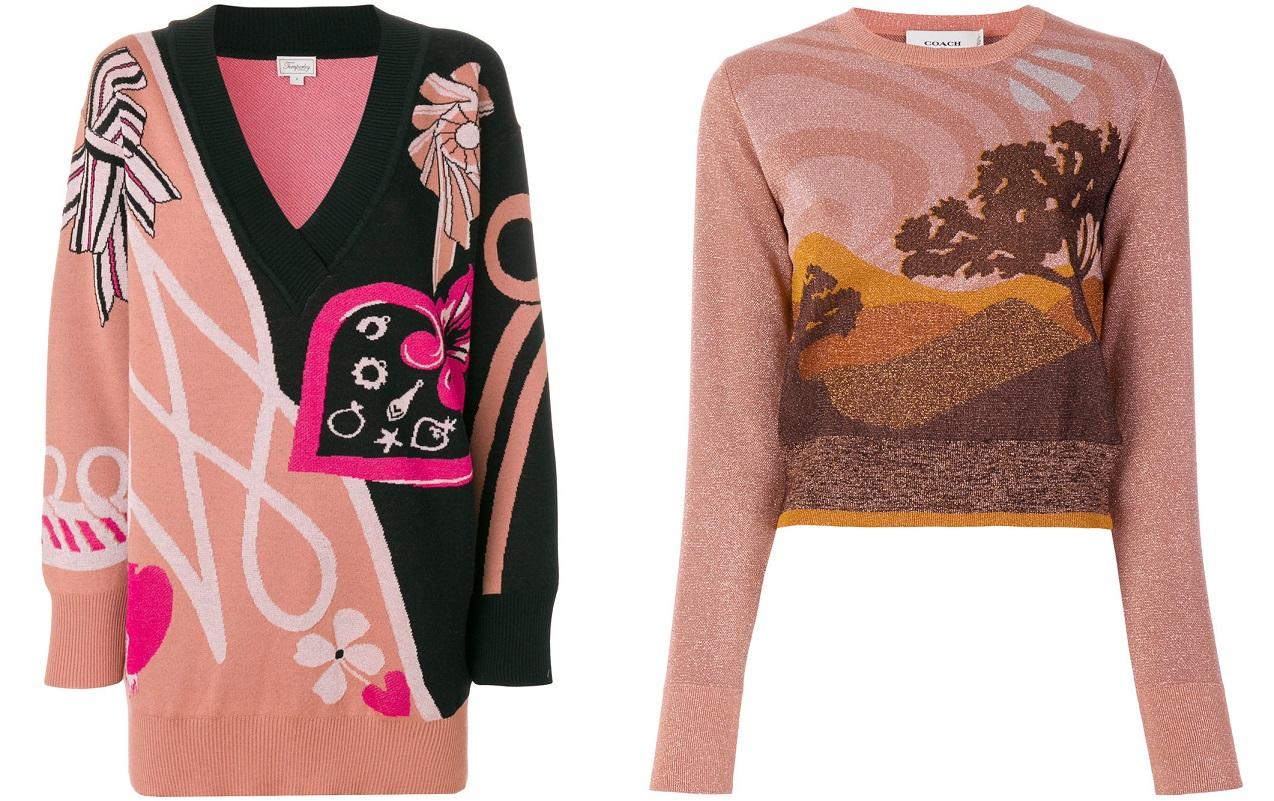 Модные свитера кофты кардиганы 2021 фото новинки тенденции