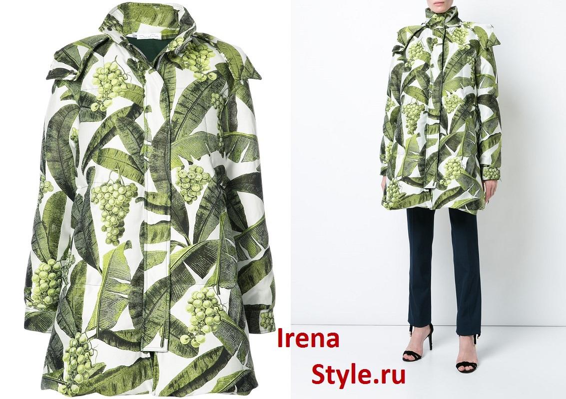 Новинки моды осень-зима 2018-2019 тенденции тренды фото