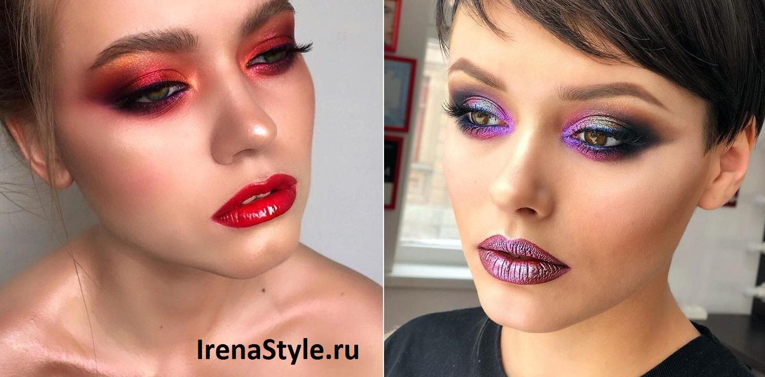 Модные тенденции в макияже 2021 тренды 58 идей новинок фото