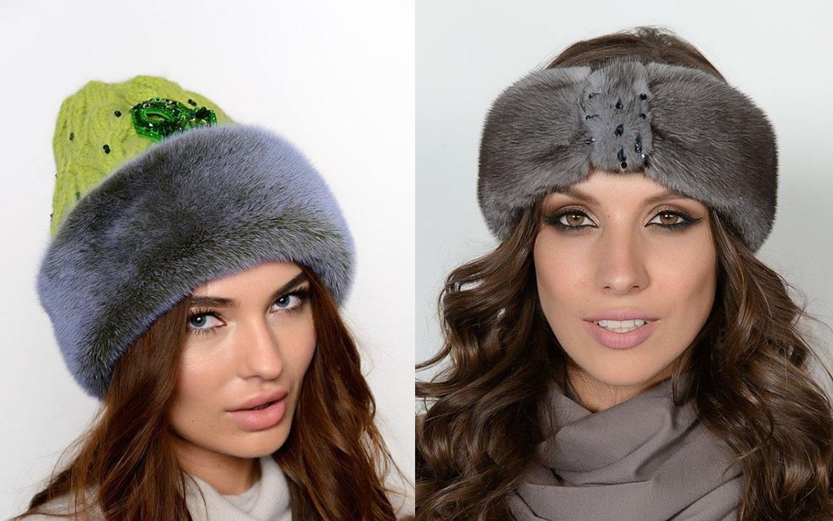 Какие шапки в моде осень-зима 2020-2021 новинки тренды фото