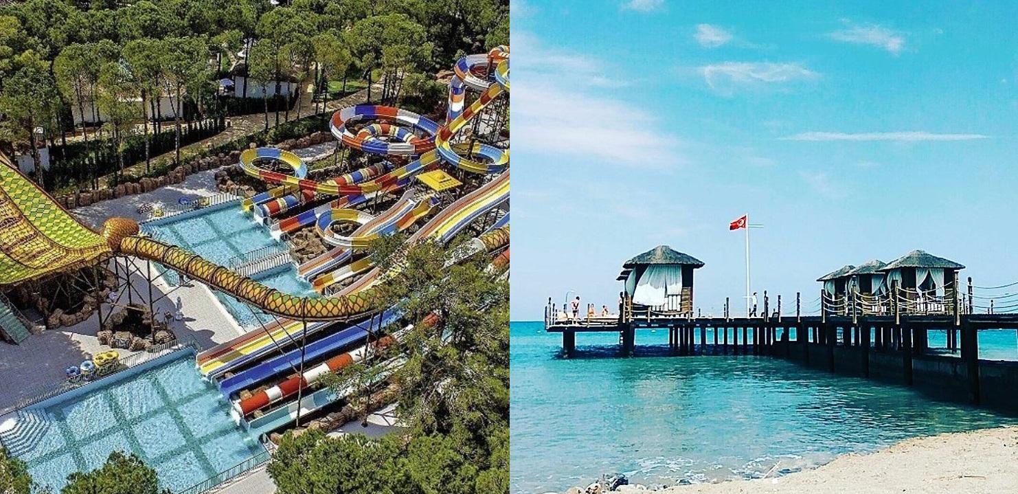 """Отдых в Турции 2021 цены, лучшие отели """"все включено"""" фото"""