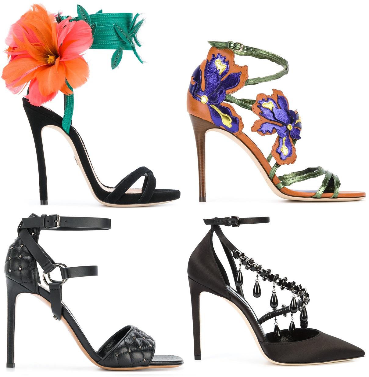 Какие каблуки сейчас в моде фото новинок и тенденций 2018