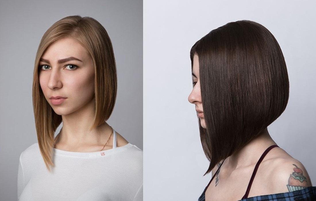 Стильные стрижки на короткие волосы 2018 новинки 68 фото