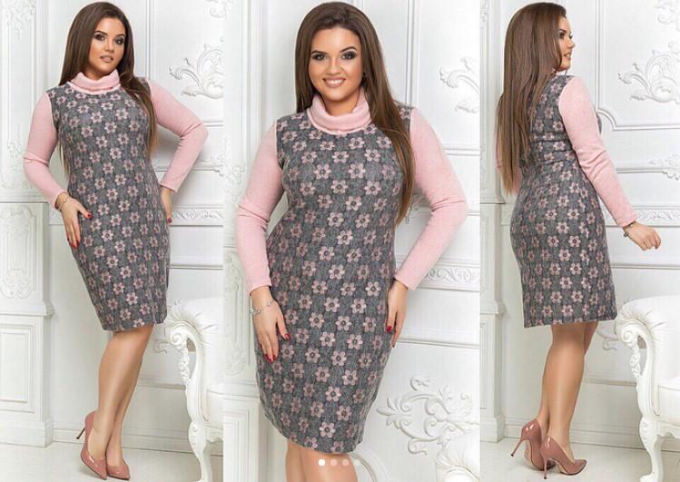 Модные платья для полных женщин 2021 удачные фасоны фото