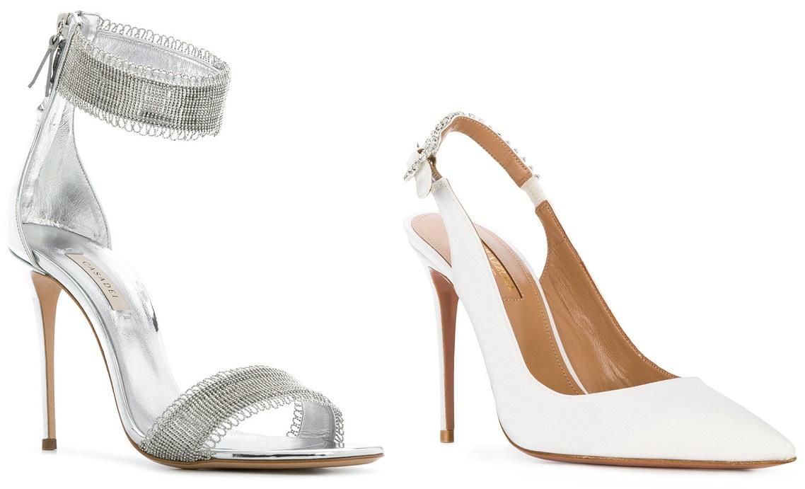 Красивая обувь для невесты 2018 фото тренды и новинки сезона