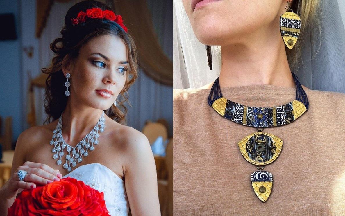 Бижутерия 2019 фото модных роскошных новинок тенденции
