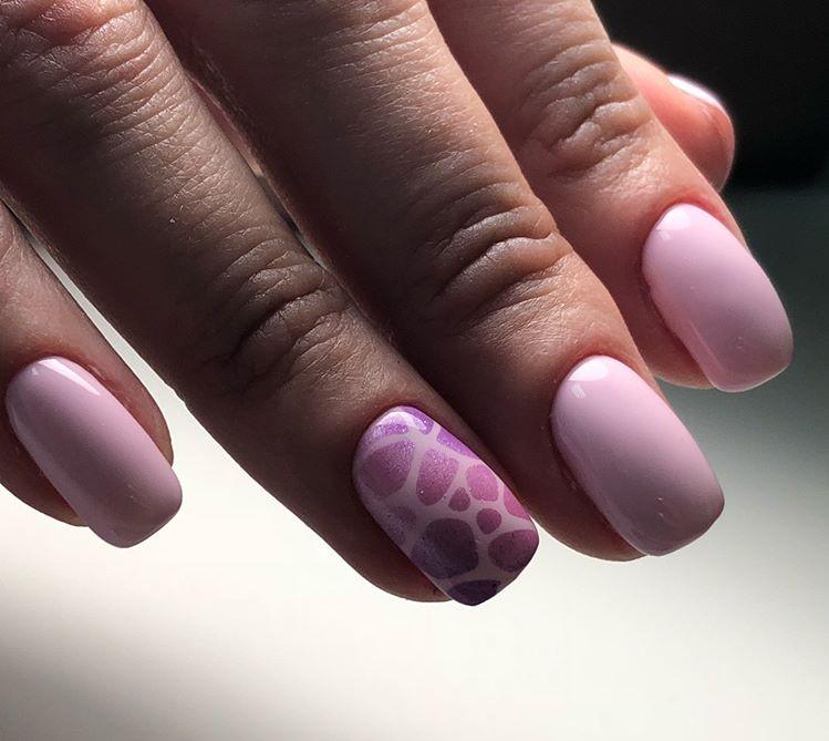 Дизайн ногтей шеллаком 2021 тенденции 90 фото НОВЫЕ идеи