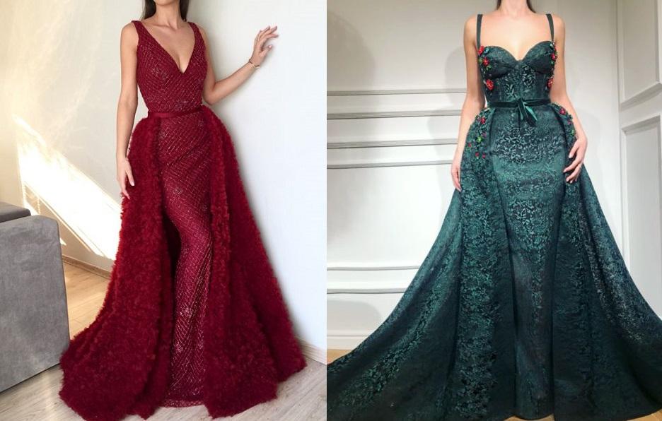 Роскошные платья на выпускной 2021 МОДНЫЕ ФАСОНЫ фото