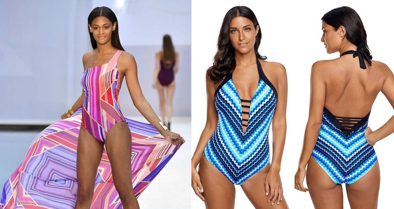 Модные купальники лето 2021 роскошные модели фасоны ФОТО