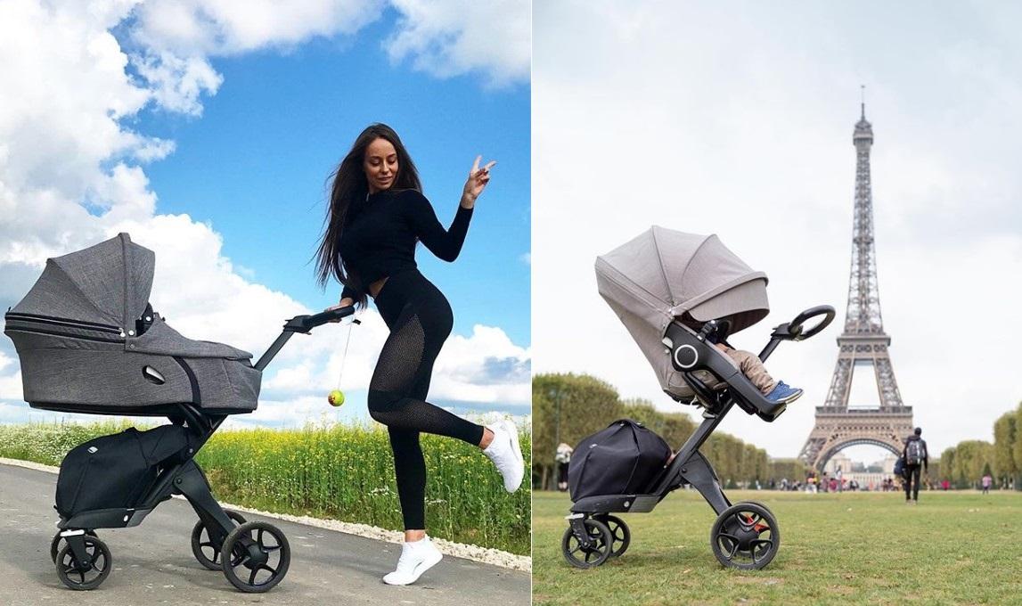 Модные коляски 2021 популярные модели стильный дизайн фото