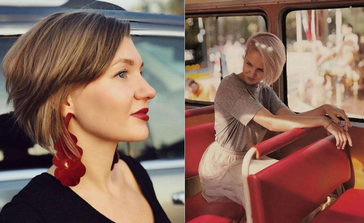 Модные короткие женские стрижки 2021: ТЕНДЕНЦИИ ТРЕНДЫ фото