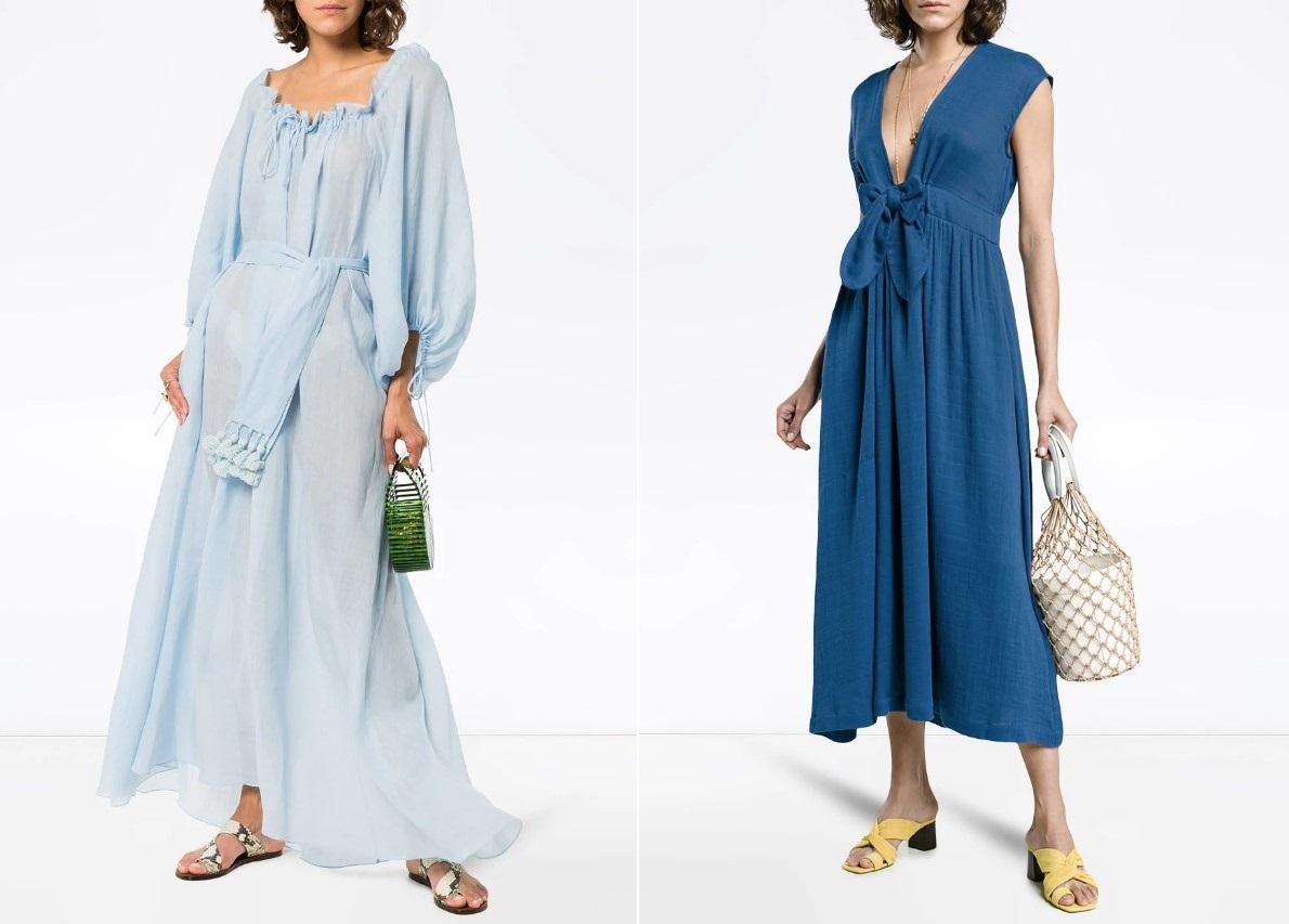 Гардероб для отпуска 2021 актуальные тенденции, модное фото