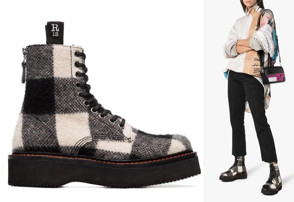 Ботинки женские 2021 модные ТРЕНДЫ, стильные новинки ФОТО