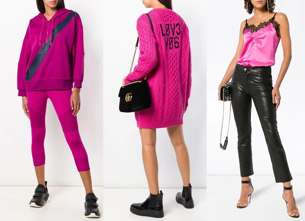 Модные цвета в одежде в 2019 году Актуальные, стильные фото