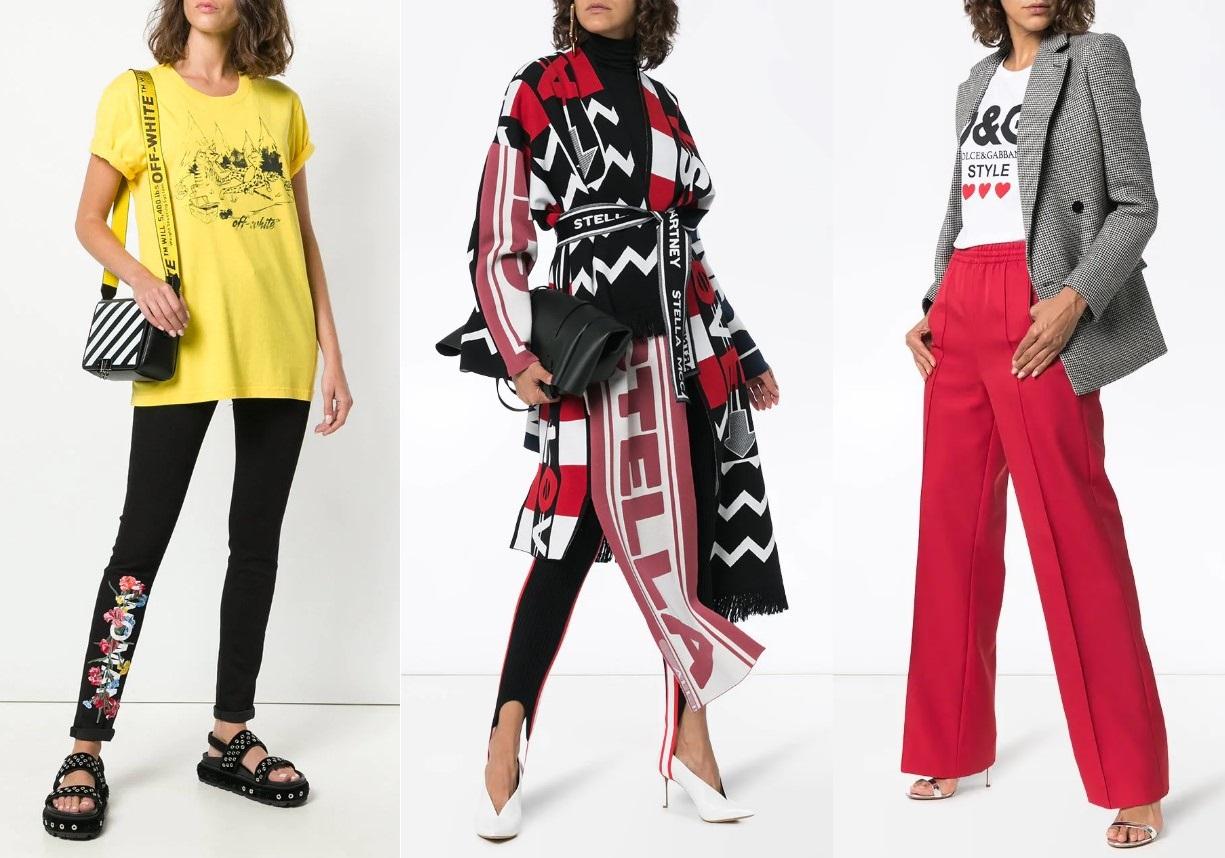 Логомания: самый крутой модный тренд 2019 года НОВИНКИ ФОТО