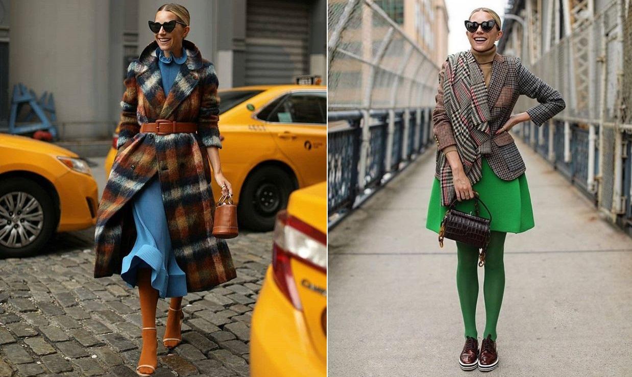 Какие колготки носить весной 2021 года: самые модные фото