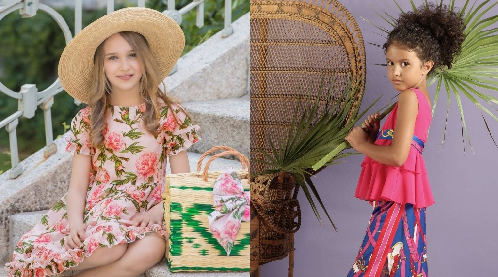 Мода для девочек подростков весна-лето 2019 10-13 лет с фото