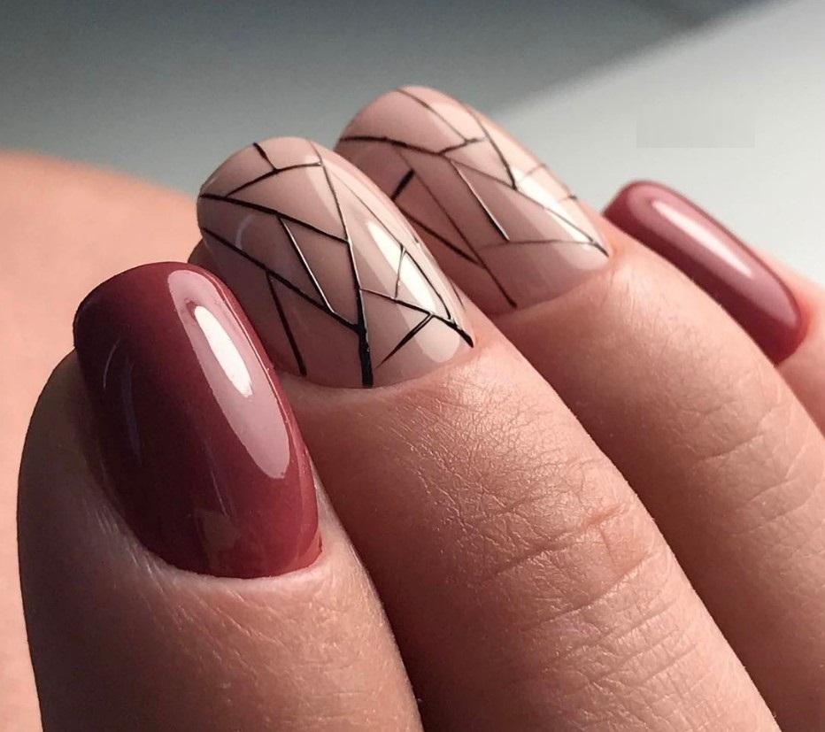 Что нарисовать на ногтях в 2021 году: актуальные идеи с фото