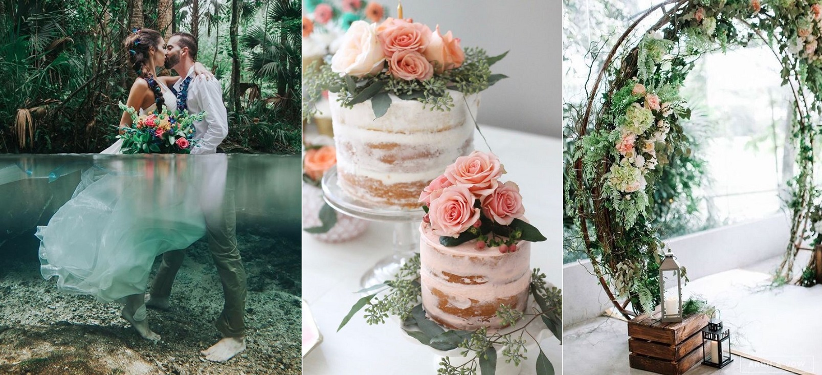 Модная свадьба 2021 года: актуальные цвета, стили, фото идеи