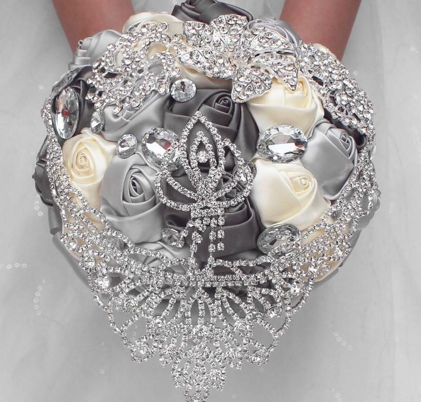 Красивый букет дублер на свадьбу своими руками 2021 фото