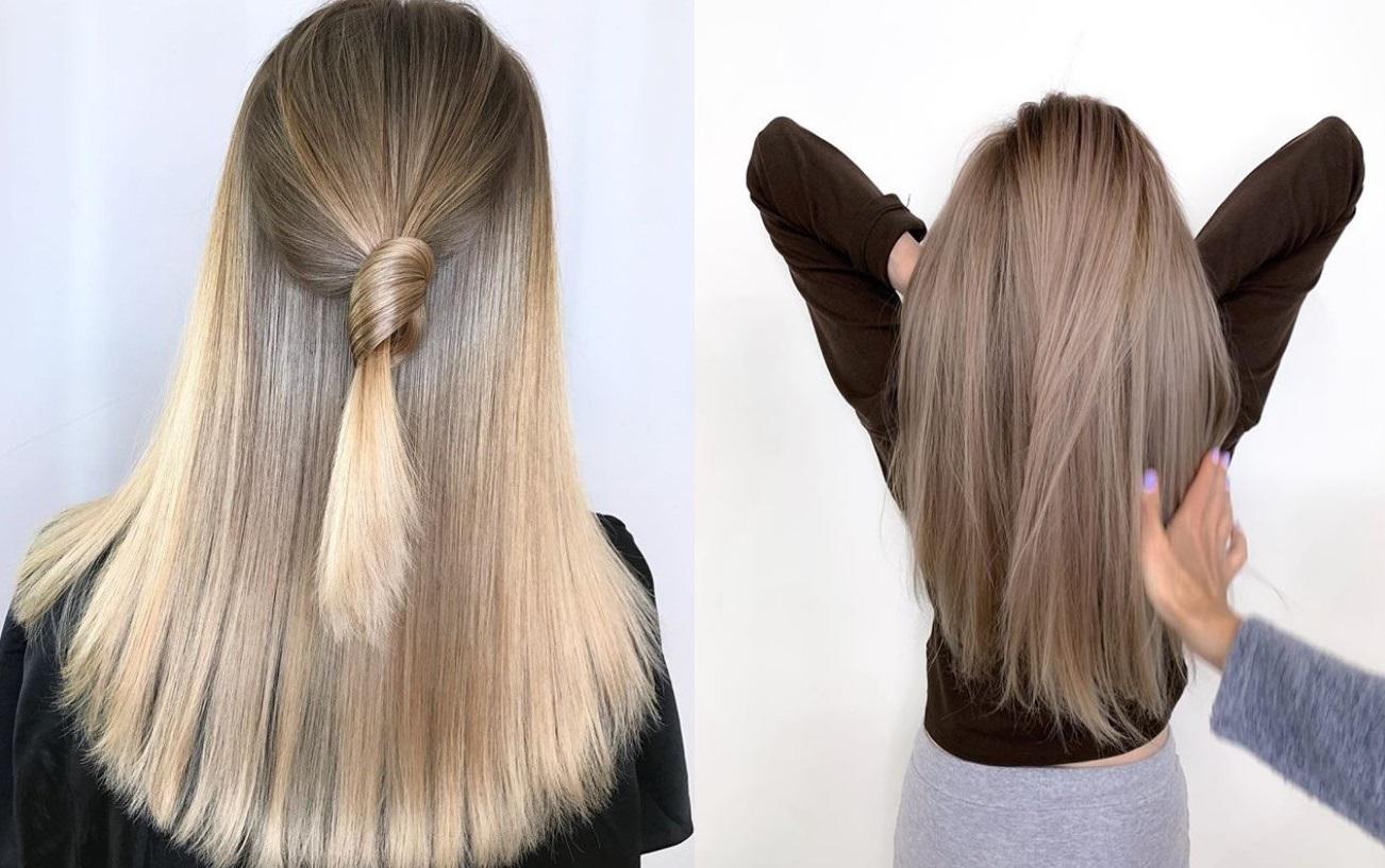 Стильное окрашивание волос шатуш 2020 года: тенденции, фото