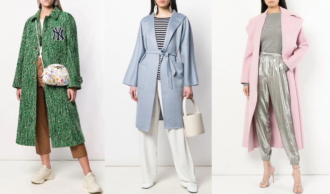 Модное весеннее пальто 2020 года: актуальные фасоны, 48 фото