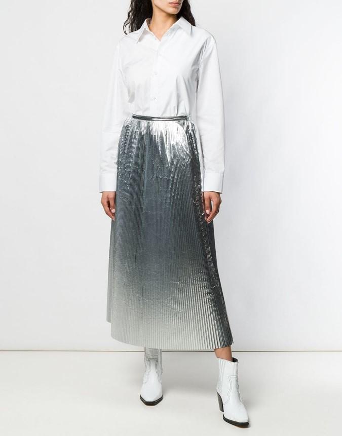 Модные юбки весна-лето 2021 года: цвета, длина, фасоны, фото